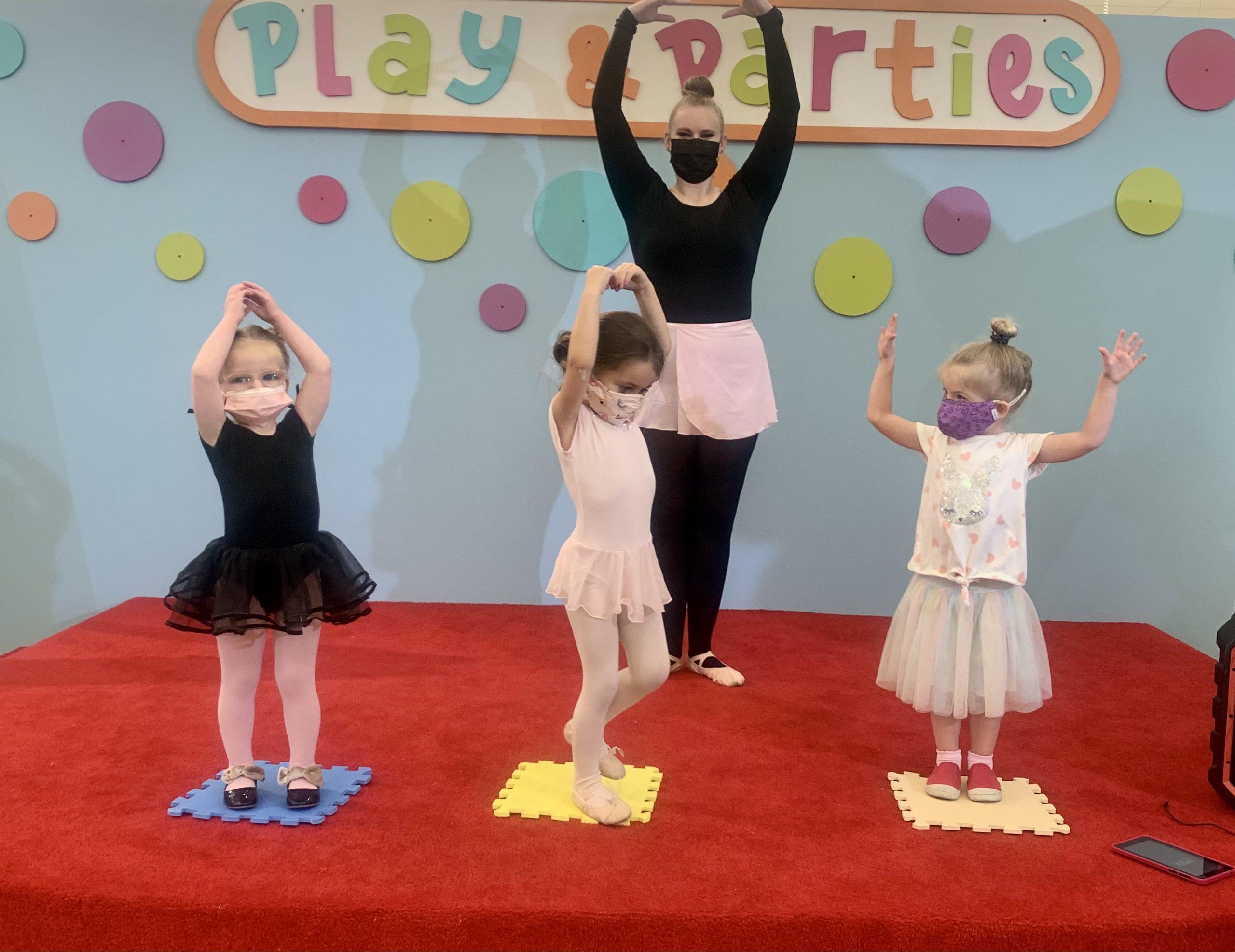 Tiny Tutus Ballet
